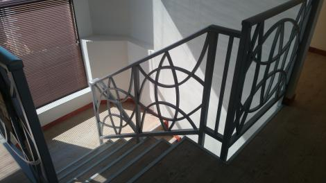 Real special balustrades